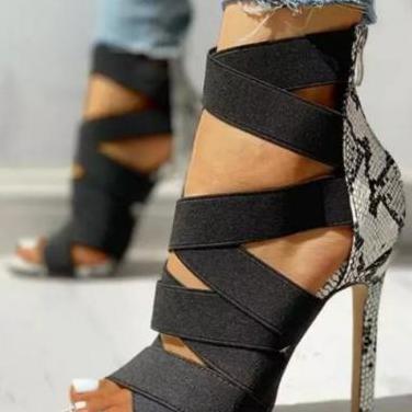 Zapatos de tacón. nuevos sin estrenar.