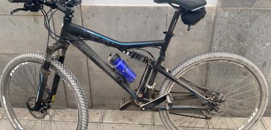 Bicicleta mtb rockrider 27,5