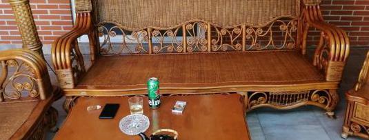 Conjunto de sofás de miembre