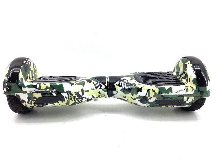 Hoverboard sin marca estampado militar