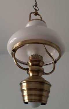 Lámpara de quinque