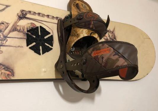 Tabla fijaciones botas