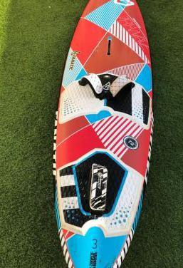 Tabla windsurf fanatic 72l.