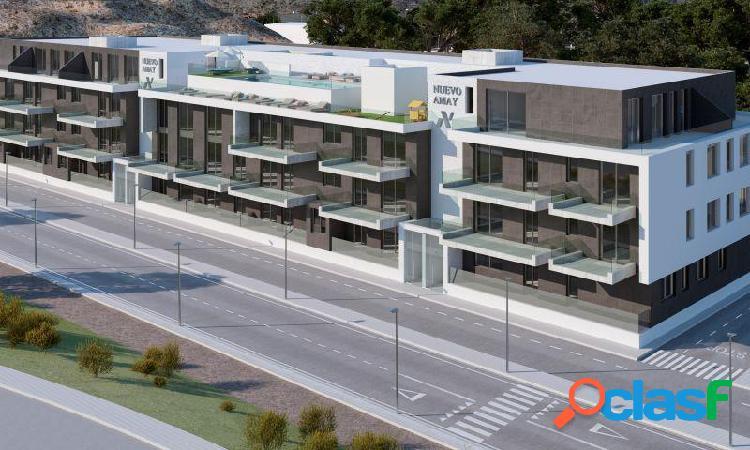 Apartamento 4 dormitorios y 3 baños en el centro de Orihuela 1
