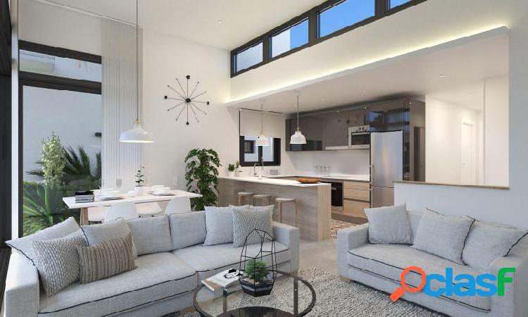 Villa con 3 dormitorios junto al campo de golf de alhama de murcia