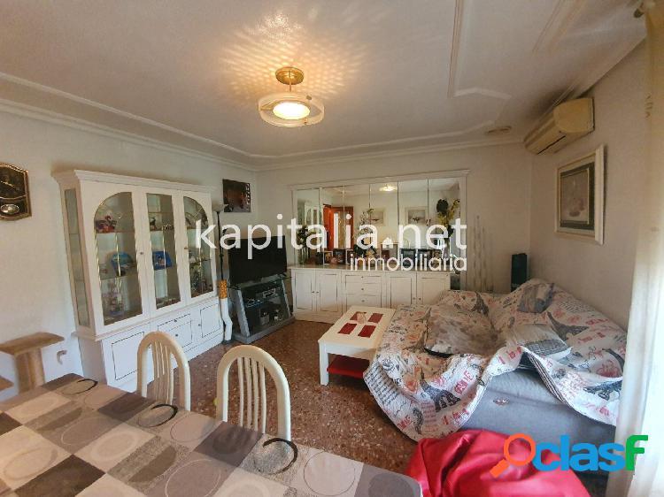 Espectacular piso con impresionantes vistas a la venta en ontinyent