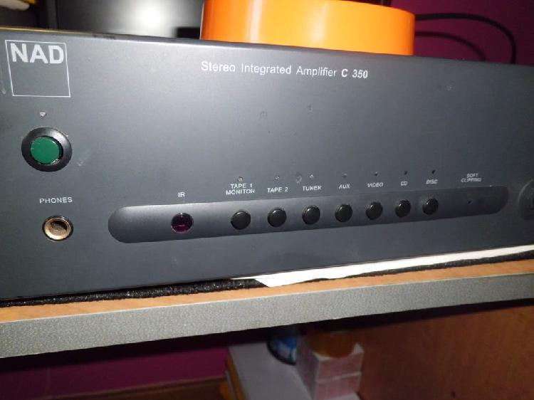Amplificador marca nad