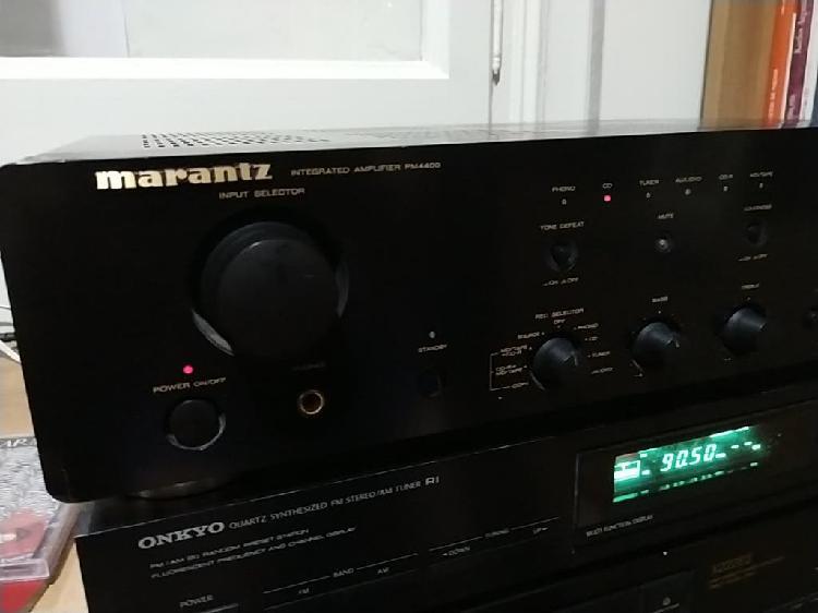 Amplificador marantz pm4400