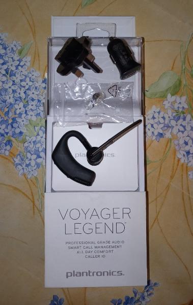 Auricular bluetooth profesional voyager legend