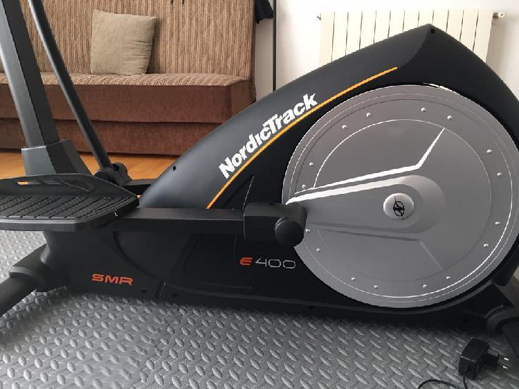 Bicicleta elìptica nordictrack e400