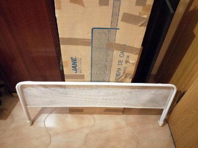Barrera seguridad para cama o cuna jane