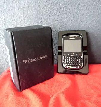 Blackberry curve 9300 de movistar
