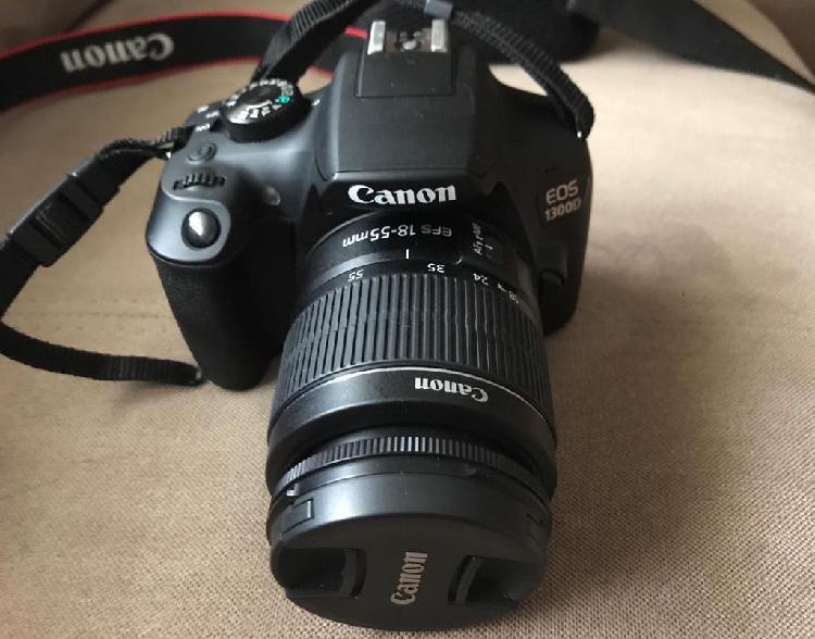 Camara fotos canon reflex