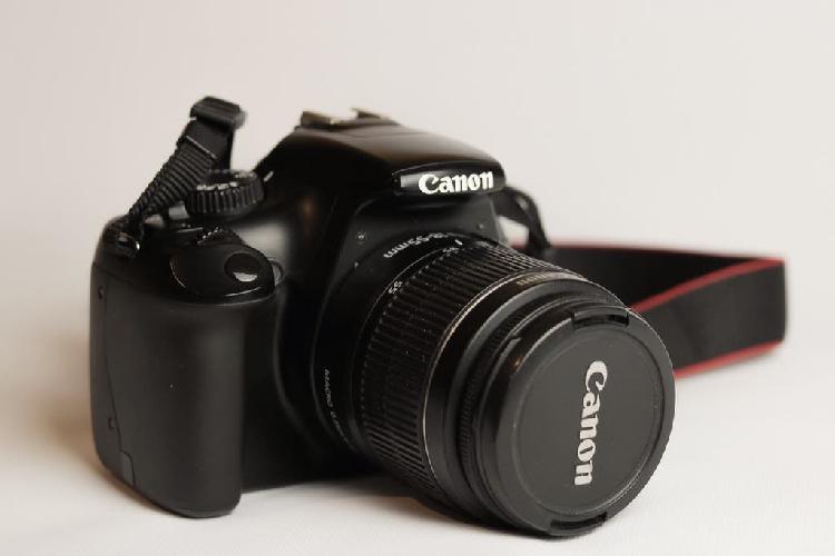 Camara canon eos 1100d