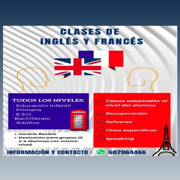Clases inglés / francés