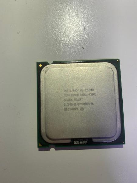 Intel pentium 05 e2200