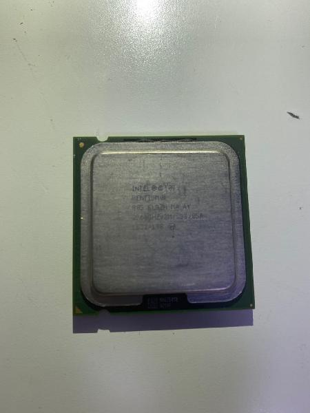 Intel pentium 4 805