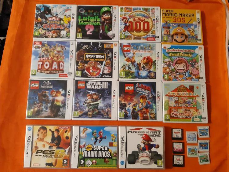 Juegos 3d desde 5 euros, no cambio