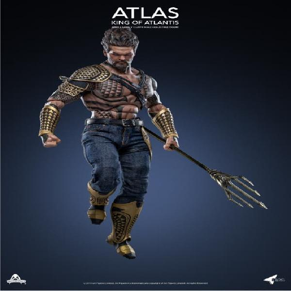 King of atlantis figura 1/6 atlas