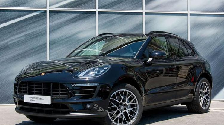 Porsche macan s aut.