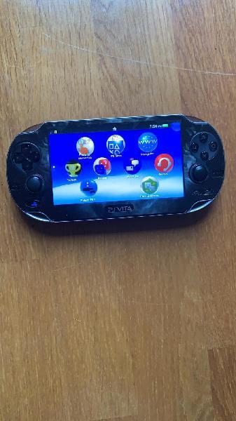 Play station vita edición call of duty + 4 juegos