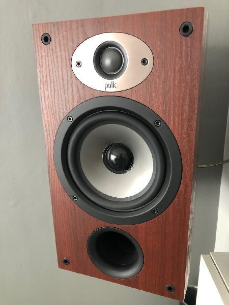Polk audio tsx 220b (pareja) y soporte vogel's