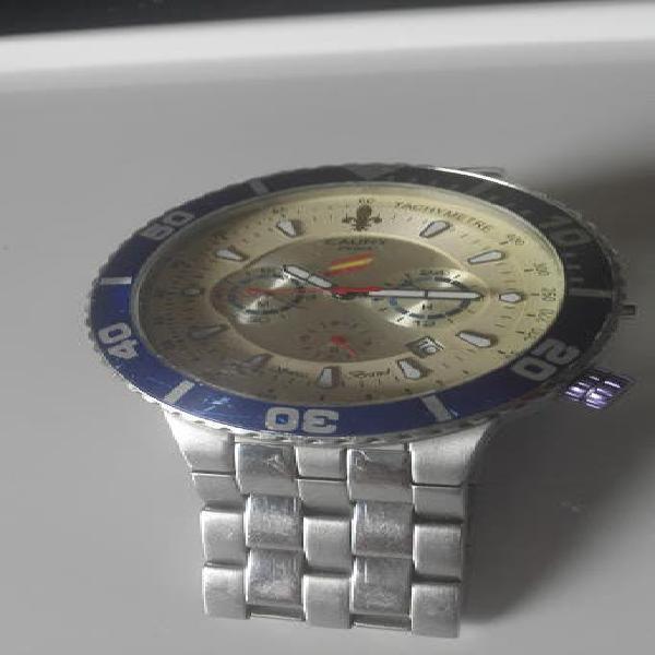 Reloj cauny prima, funciona pero le faltan piezas