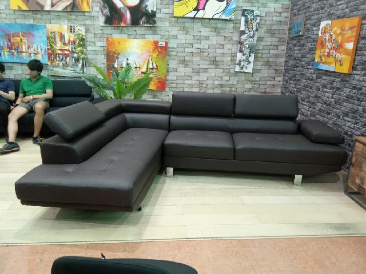 Sofá rinconera-chaise longue