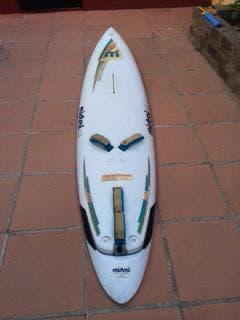 Tabla windsurf mistral challenge flex