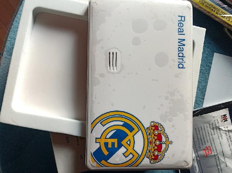 Tablet pc realmadrid oficial
