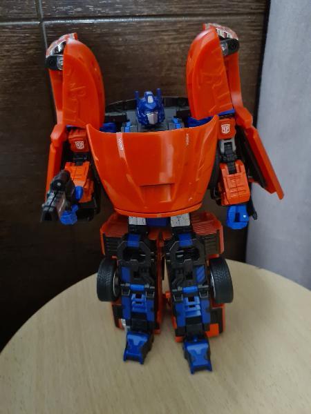 Transformers alternators optimus prime