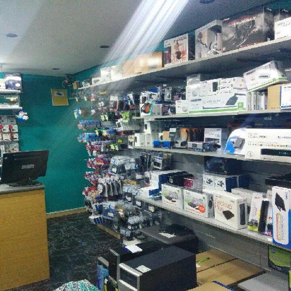 Traspaso tienda app informática madrid goya
