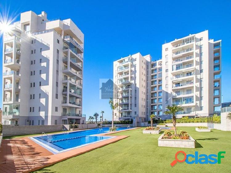 Apartamento moderno con vistas al mar la mata