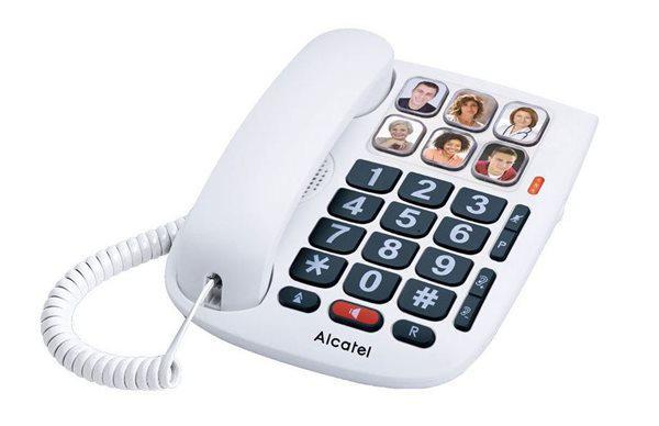 Alcatel tmax10 - teléfono grandes teclas foto integrable 6
