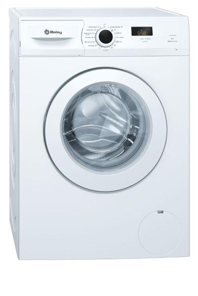 Balay 3ts771be - lavadora de 7kg y 1000rpm programa rápido