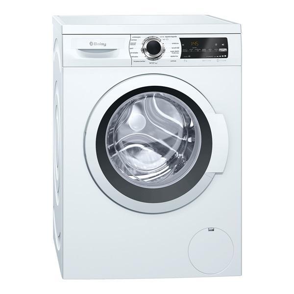 Balay 3ts984bt - lavadora a+++ -30% blanco 60 cm 8 kg 1000