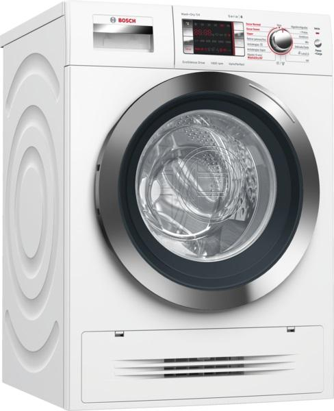 Bosch wvh28471ep - lavadora con función secado de 7 y 4 kg