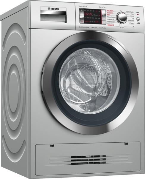 Bosch wvh2849xep - lavadora con función secado de 7 y 4 kg