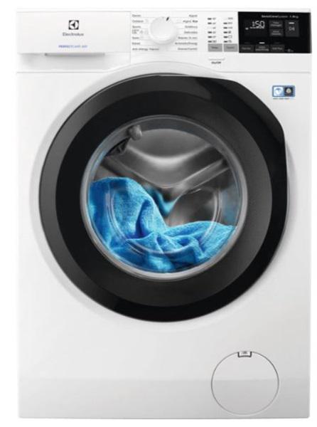 Electrolux ew6f4823bb - lavadora carga frontal 8 kg 1200 rpm