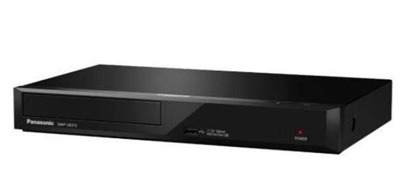 Panasonic dmpub310egk - reproductor bluray 4k full hd 3d hdr