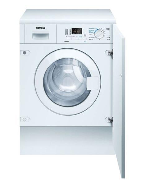 Siemens wk12d321ee - lavadora con función secado integrable