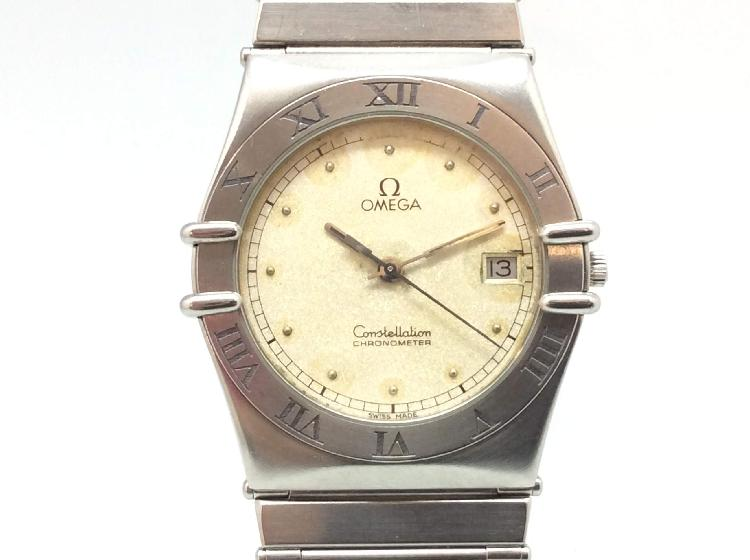 Reloj alta gama caballero omega constelation 1431