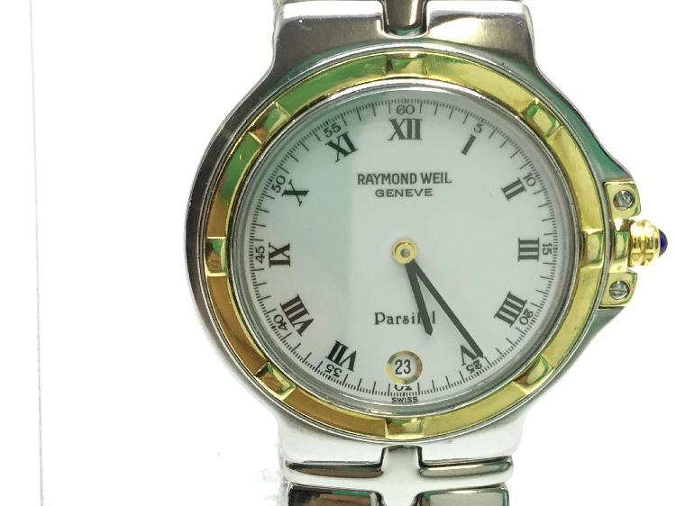 Reloj alta gama caballero raymond weil 9188