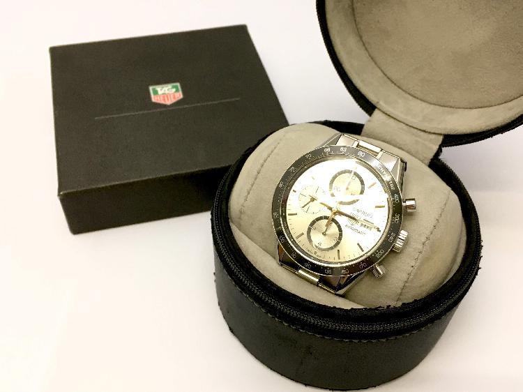 Reloj alta gama caballero tag heuer cv2011.ba0786