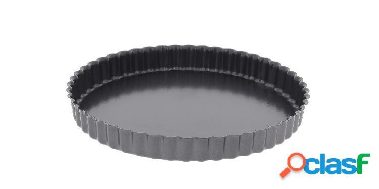 Molde desmontable metal antiadherente para quiche (ø20 cm)