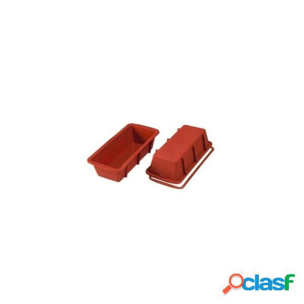 Molde de silicona para pan o bizcocho patisdecor (24 x 11 x 7 cm)