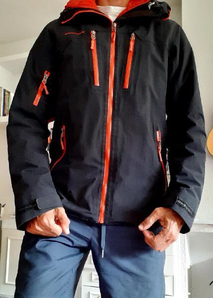 Abrigo/chaquetón de gore tex marca trangoworld