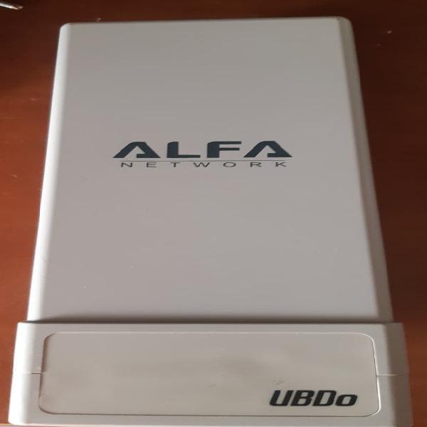 Antena wifi alfa ubdo-gt8 largo alcance