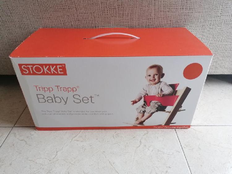 Baby set para trona stokke tripp trapp