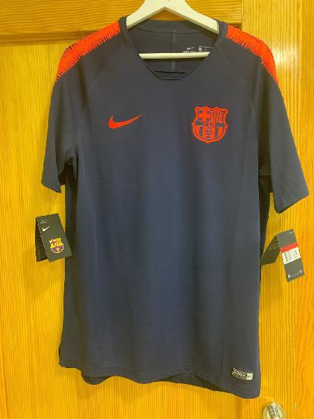 Camiseta entrenamiento fc barcelona (original)